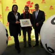 Lotto - GF mit Max Grimm